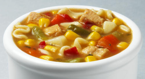 Chunky Chicken Soup #2
